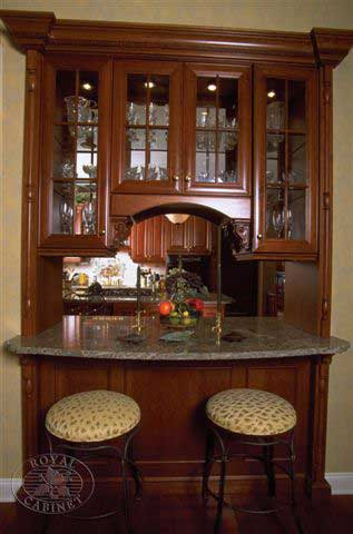 Custom Cabinets | Bars | Wine Cellars