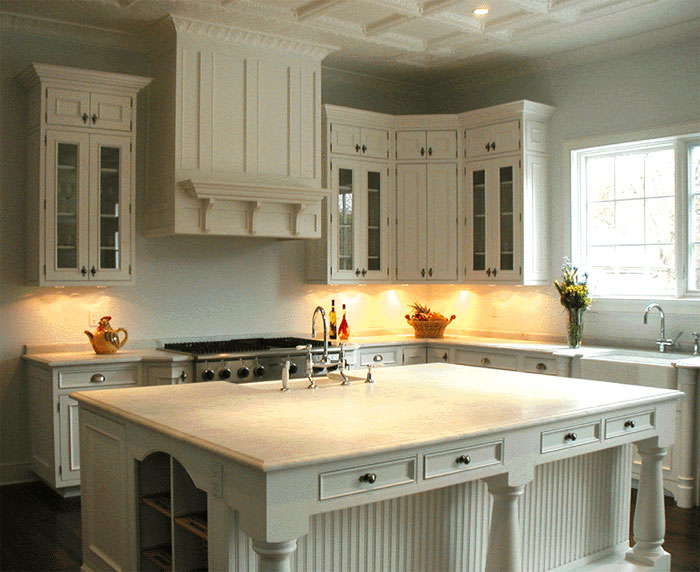 Hunter Chapin Cabinetmaker Kitchen Remodeling Canaan
