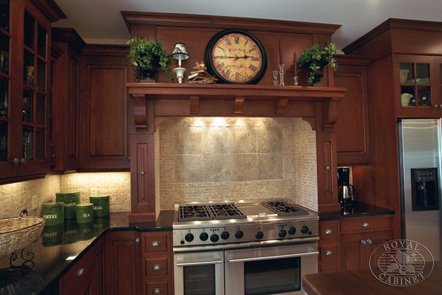 Multi-Finished Kitchen Cabinets | Multi-Finished Kitchen Cabinetry ...