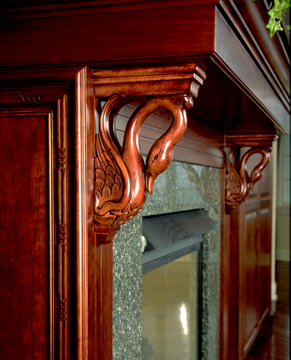 Custom Woodworking | Cabinet Craftsmanship | Custom Cabinets