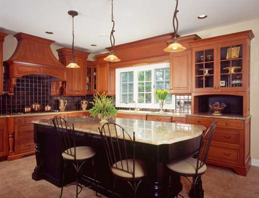 Whether Providing Kitchen Cabinets Through Its Dealers, Or Designing And  Installing Cabinets For Local ...