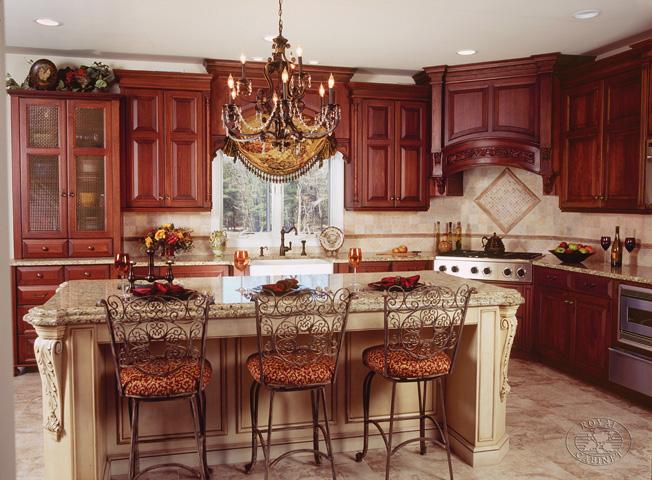 Formal kitchen design formal kitchen photos formal for Royal mahogany kitchen designs
