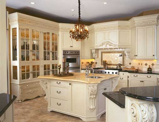 Custom Cabinets New Jersey Kitchen